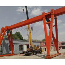 旧龙门起重机二手航吊价格优惠25t36t冶金吊电动葫芦直销图片