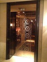 镜面玫瑰金不锈钢,镜面蚀刻装饰板彩色不锈钢装饰包板电梯轿厢装饰不锈钢