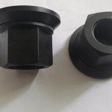 浙江嘉興螺母螺栓黑色錳磷化處理