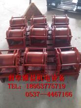 起重牵引机械通用0.8吨小型卷扬机/液压绞车价格图片