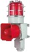 TLEDL鑄鋁型重負荷LED長亮閃亮發光船用聲光報警器