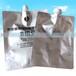 硅酮密封膠吸嘴鋁箔袋PUR熱熔膠耐高溫鋁箔袋廠家批發