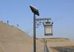 滁州太陽能路燈廠家6米價格