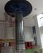 深圳市大元智能科技有限公司獨家定制P2.5圓柱屏完美亮相