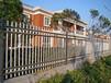 福建福州别墅护栏防盗网草坪铁栏杆锌钢隔离栏杆价格中式铁艺护栏