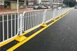 廣東東莞市政交通護欄價格鋅鋼人行道柵欄,桃型柱護欄廠家批發