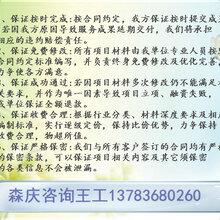 西林县公司写标书做标书图片标书(正规)价格