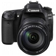 佳能(Canon)EOS80D單反套機\河南綠之寶計算機科技有限公司圖片