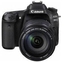 佳能(Canon)EOS80D单反套机\河南绿之宝计算机科技有限公司图片