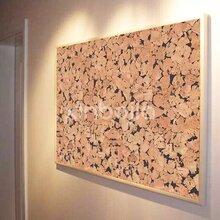 软木墙板装修图软木背景墙板厂家供应图片