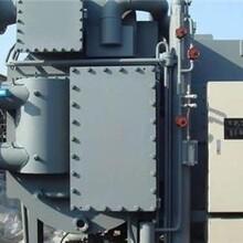 海宁中央空调回收-风冷热泵空调机组拆除回收图片