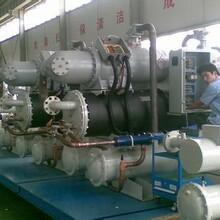 平湖中央空调回收-风冷热泵空调机组诚信回收价格图片
