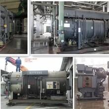 南京中央空調回收-專業鼓樓區風冷熱泵空調機組回收拆除圖片