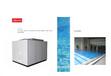 南寧泳池專用設備泳池專用三集一體熱泵除濕機組南寧三集一體泳池除濕
