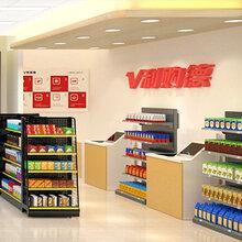 一夜开遍全福州V利购德无人智能超市战略结盟200店