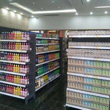 一夜开遍全福州V利购德无人智能超市战略结盟200店无人超市加盟