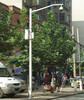 包头白云鄂博6米路灯价格太阳能参数设计