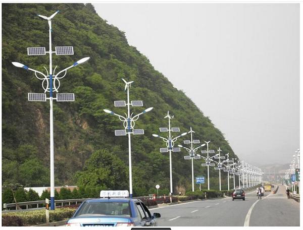 广平县一套太阳能路灯价格太阳能路灯电池装在哪里