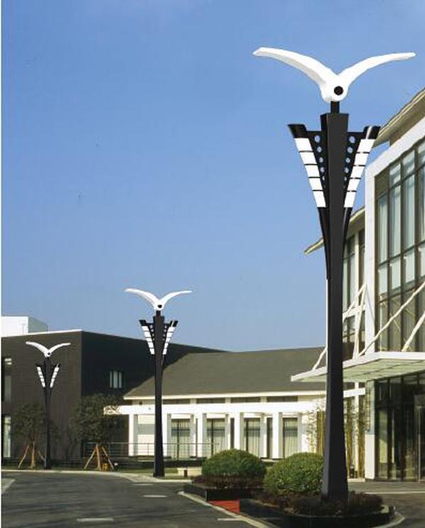 商州区10米12米太阳能球场灯厂家价格永瑞照明