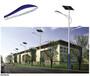荊州松滋太陽能路燈價格6米7米新品樣村村通怎么樣