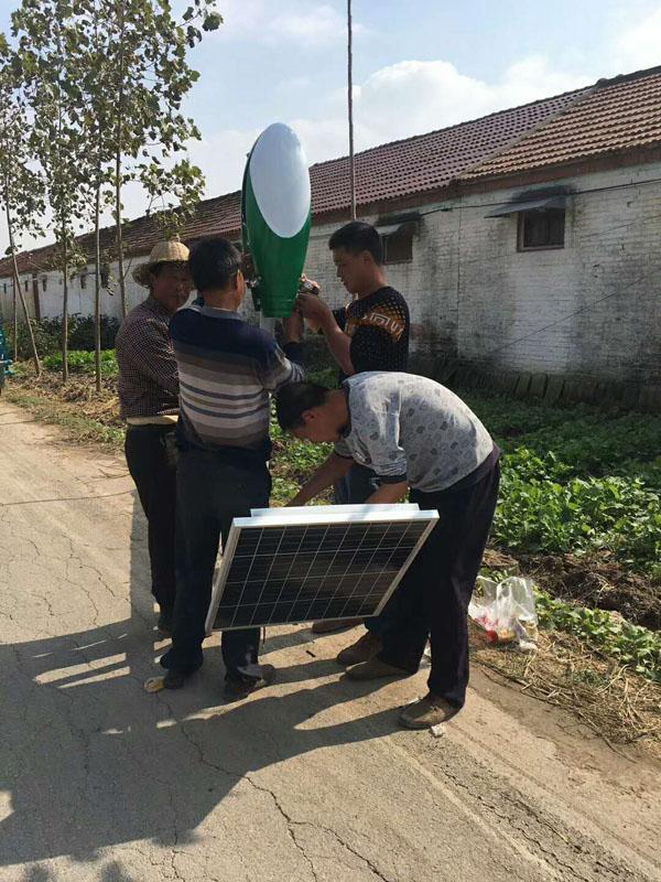 珲春市6米太阳能路灯价格12V的太阳能路灯耐用