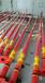 淮北烈山區太陽能6米路燈價格燈具廠生產賣價多少