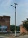 克孜勒蘇阿合奇縣路燈一套價格太陽能18年燈新品上市