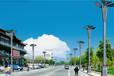 浙江衢州常山縣5米7米路燈價格行情優惠多少