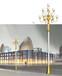 泉州晉江果園太陽能殺蟲路燈價格安裝簡單配說明