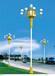 克孜勒蘇烏恰縣6米路燈價格太陽能參數設計