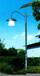 杭州濱江區6米路燈太陽能單側光源報價