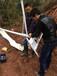 内蒙古包头白云鄂博-6米太阳能路灯价格led厂商出售