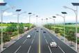 泉州晋江6米路灯太阳能单侧光源报价