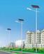 寧夏吳忠6米30瓦太陽能路燈廠家鄉鎮道路安裝工程