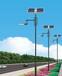 福建省龙岩6米7米8米锂电太阳能路灯批发价