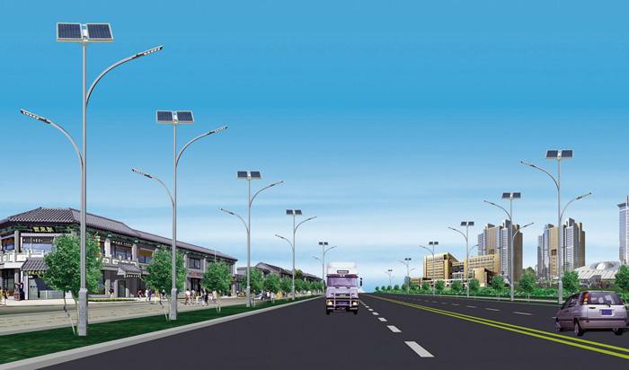 元坝区5米太阳能路灯价格质量好的路灯多少伏