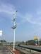 宿迁太阳能路灯厂家/6米30瓦路灯制造价多少钱