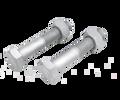 大六角钢结构螺栓优选优扣