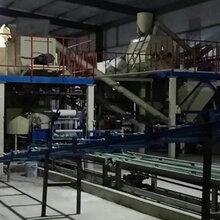 FS免拆外模板設備巖棉復合板生產線設備保溫建材設備價格圖片