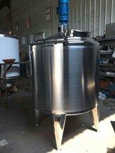 河北不锈钢反应釜电加热反应釜定制厂家图片