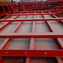 云南二手鋼模板加工昆明廠家二手鋼模板報價圖片