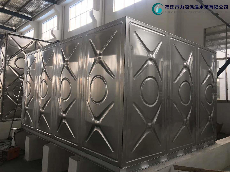 淄博不锈钢消防水箱厂家优质不锈钢水箱厂家不锈钢水箱定制