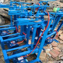 報廢輪胎割胎機成熟技術專利切割機輪胎雙面割條割胎機江蘇圖片