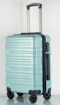 上海定制20寸時尚拉桿箱旅行箱可添加logo