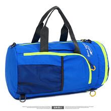 定制時尚運動包健身包來圖打樣可添加logo圖片