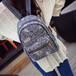 上海定制女包双肩背包来图定做广告礼品定制
