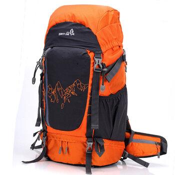 【方振箱包批发定制大容量双肩背登山包双肩包运动包户外包可定制
