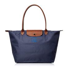 上海方振箱包廠批發定制折疊購物袋手提包可定制logo圖片