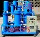 液压系统进水乳化,液压油被污染用液压油专用真空滤油机