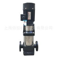换热系统循环泵CDL3-23B倍拉管道增压泵选型手册